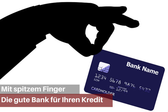 bank gut fuer kredit 564