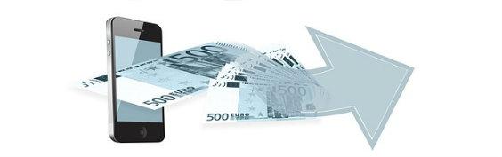 geld senden app cg 564