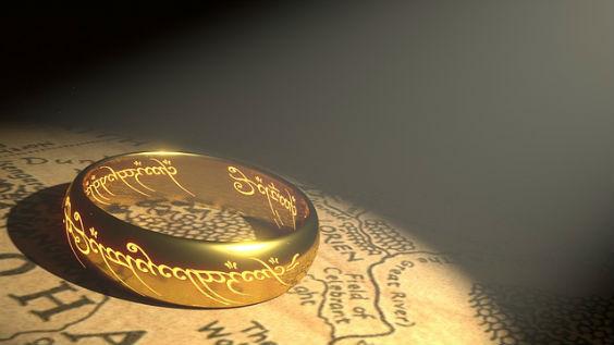 gold ring 564