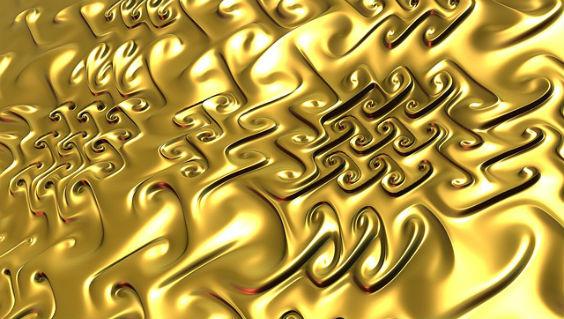 gold verschwommen 564