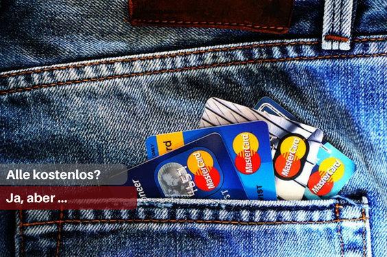 kreditkarte ohne gebuehren 6 564