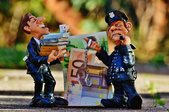 steuern polizist figuren gw 564