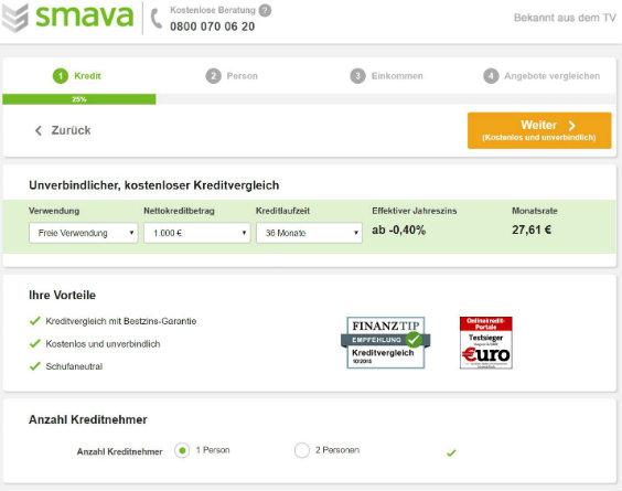 smava screenshot vergleich 5 564