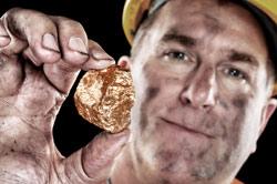 Goldminenaktien als alternative Anlageform