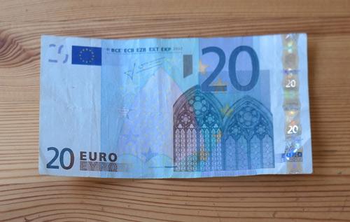 20 Euro 1