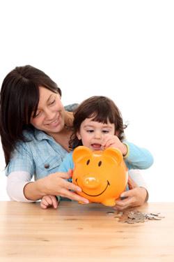 geldanlage kinder