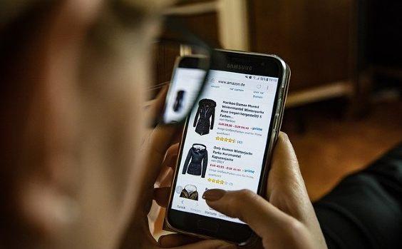 amazon shopping phone 564