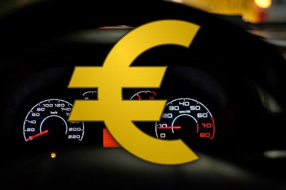 auto finanzierung euro tacho r 564