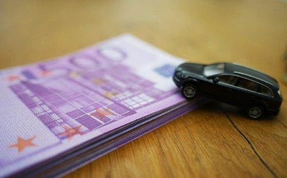 Auto Kosten Geldbu00fcndel