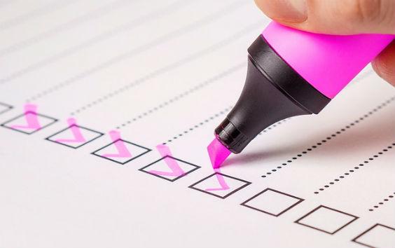 checkliste rosa stift iu 564