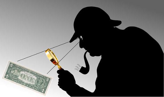 detektiv kosten dollar g 564