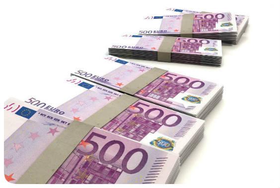 euro 500 weg 564