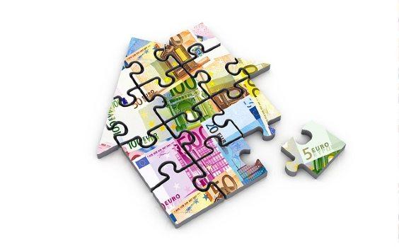 euro puzzle haus 564
