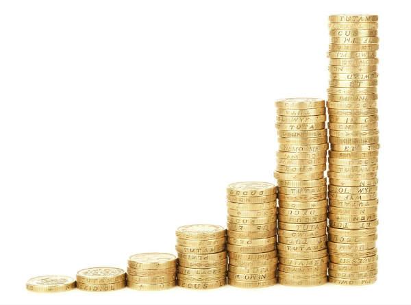 Wachstum Finanzen