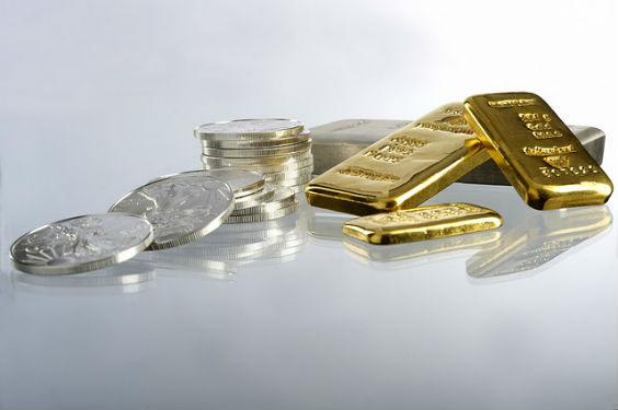 geld gold barren uc 564