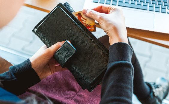 Geldbu00f6rse Kreditkarte