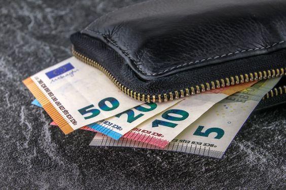 geldboerse scheine tx 564