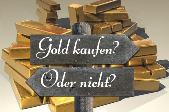 gold kaufen ja nein aw 564