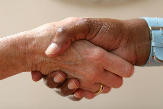 handshake 564