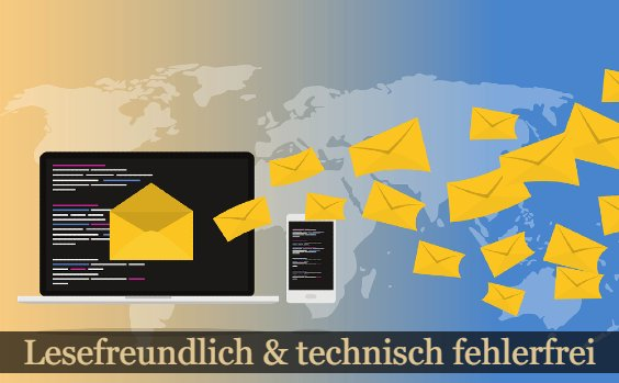Interessante Newsletter schreiben