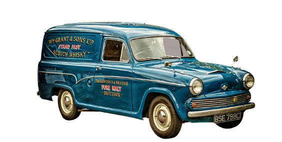 oldtimer auto werbung u 564