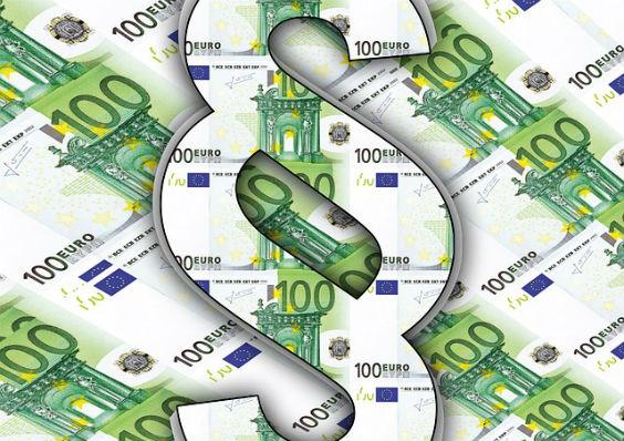 parapgraph geld euro e 564