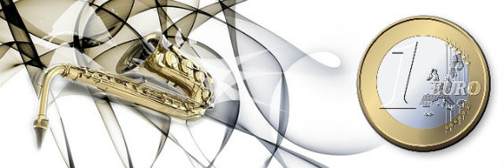 saxophone euro gg 564
