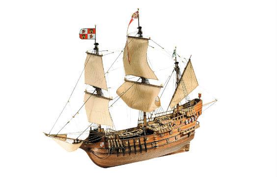 schiff gebastelt segel i 564