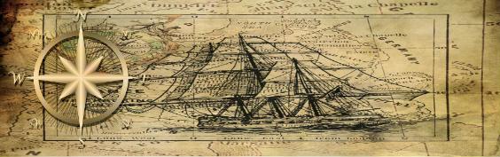 schiff segel karte 564
