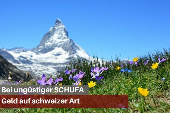 Wer bekommt einen Schweizer Kredit?