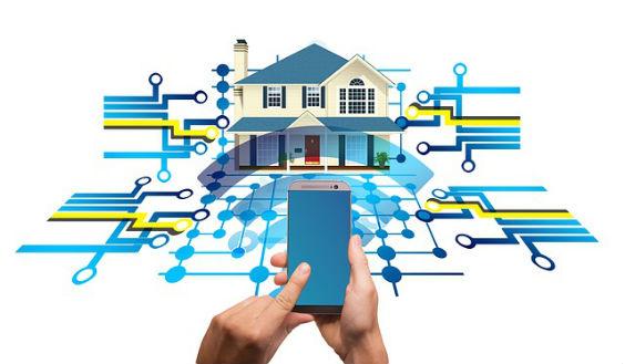 smart home app t 564