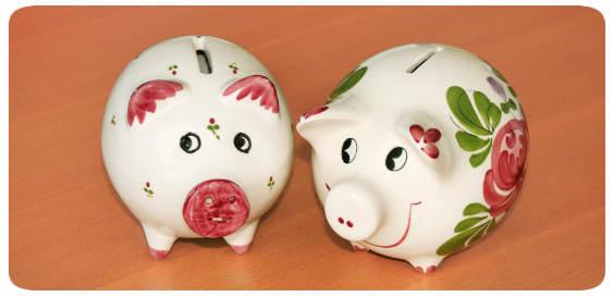 sparen 2 schweine 564