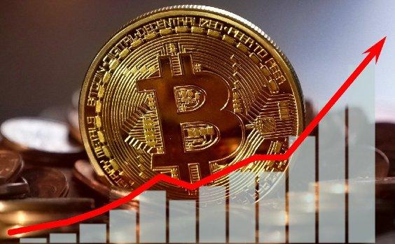 Bitcoin wieder oben auf