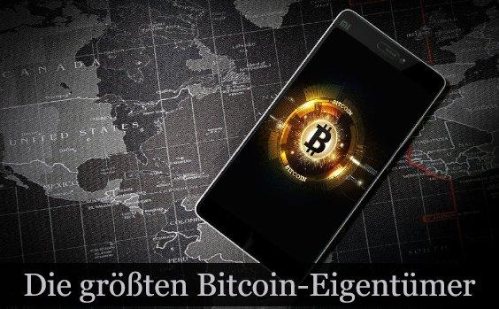 Wer besitzt Bitcoin?