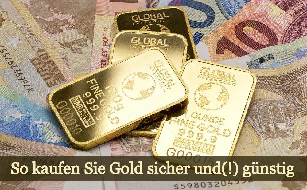 Gold Kaufen Wo