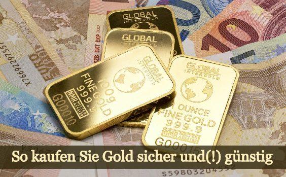 Wo Gold kaufen? Banken, Hu00e4ndler, Online