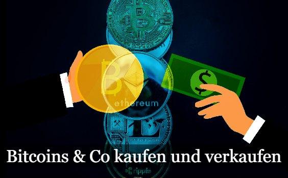 Wo werden Kryptowu00e4hrungen gehandelt?
