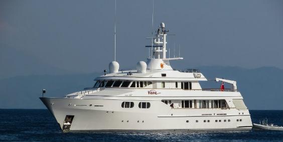 yacht meer 564