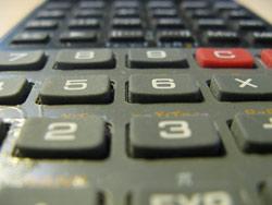Kalkulation leicht gemacht - unsere Tabelle rechnet automatisch zusammen