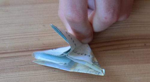 geld falten fisch 11