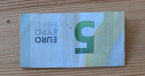 geld falten fisch 4