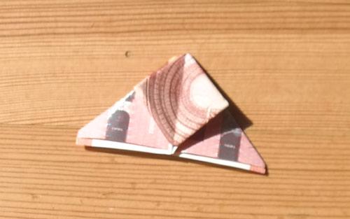 geld falten frosch 16