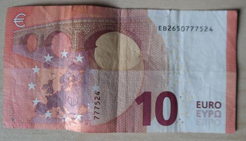 10 Euro 1