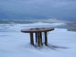 Schutz gegen die Wellen des Lebens - wählen Sie klug!