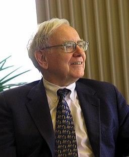 256px Warren Buffett KU Visit